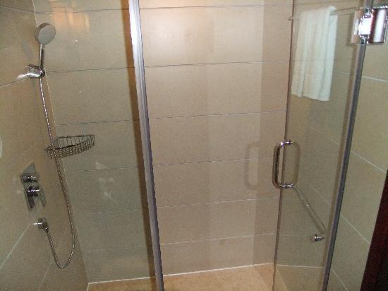 Ronghu Lake Hotel: Great shower