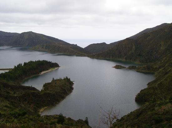 Ponta Delgada, Portugal: Fire Lake on Sao Miquel, Azores