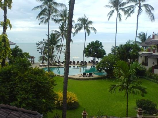 Aloha Resort : The view from our room