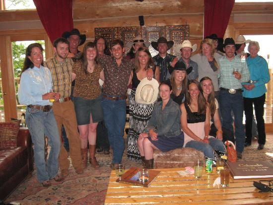 Black Mountain Ranch: staff