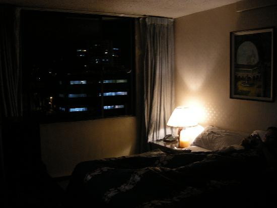 Apart Hotel Amaranta: dormitorio