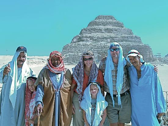 Real Egypt Day Tours: The Step Pyramid