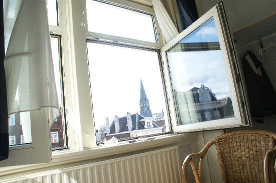 Hotel Abba: Gran ventana