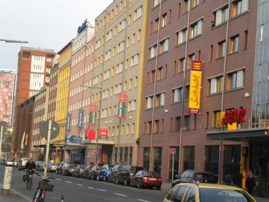 Berlin Etap Hotel Potsdamer Platz