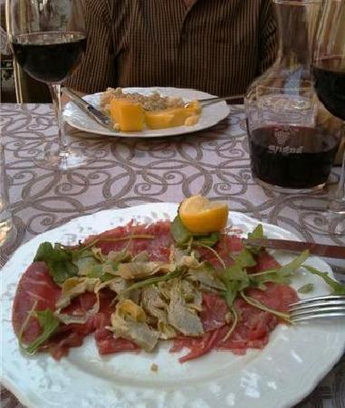 Ristorante Dai Nodari : Excellent food & wine