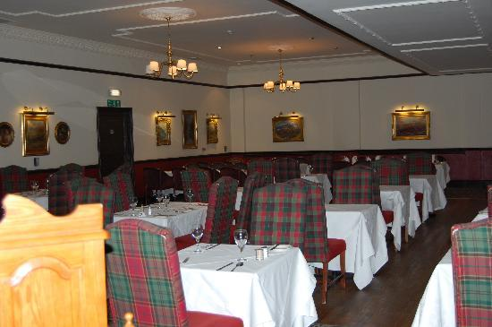 Scotland's Hotel & Leisure Club: The dining room
