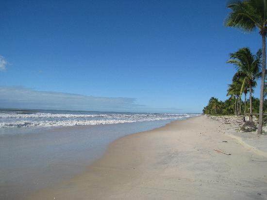 Una: beach
