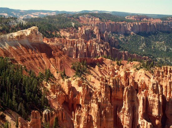 Red Rock State Park: Bryce Canyon