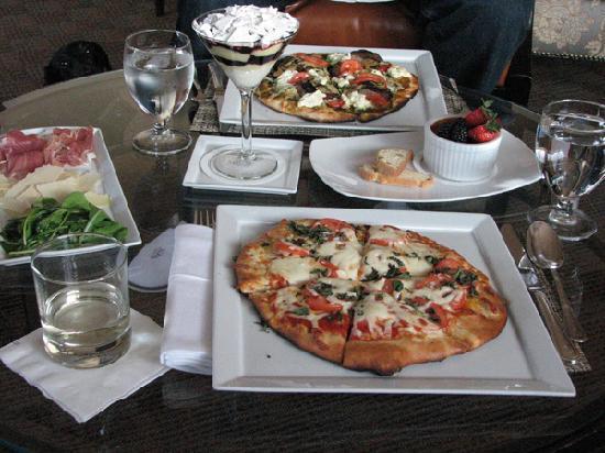 Four Seasons Resort and Residences Whistler: Dinner