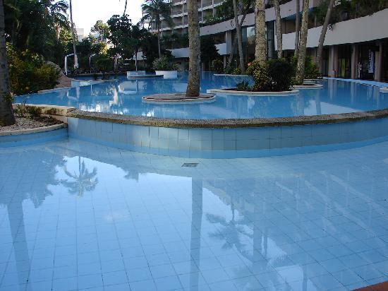 Nouvata: the hotel pool