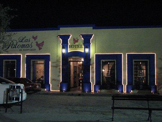 Hotel Las Palomas De Santiago