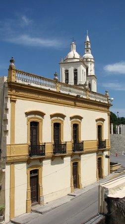 Hotel Las Palomas De Santiago: View from our room