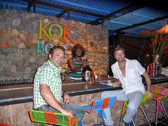 KOKi Beach Restaurant & Bar: Koki bar
