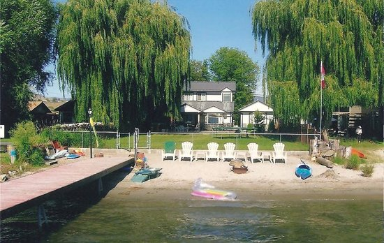 Lakeshore Paradise: Our Property