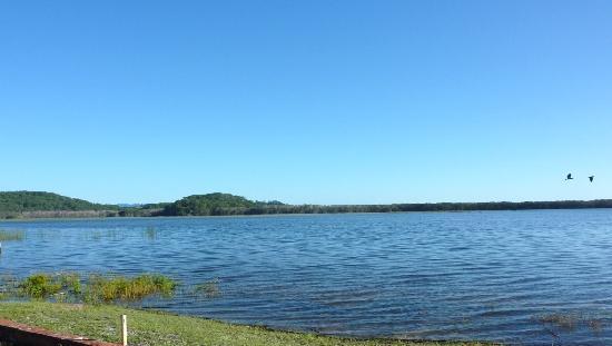 Cabarita Lake Apartments: lake view
