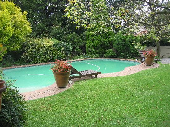 Amanzi Guest House: the pool