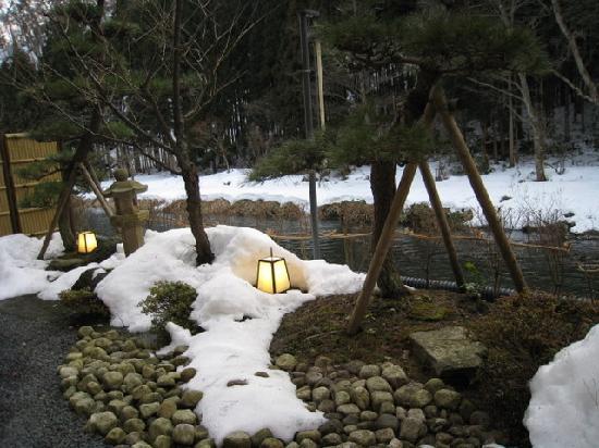 Yusen Shidate: Small Private Garden