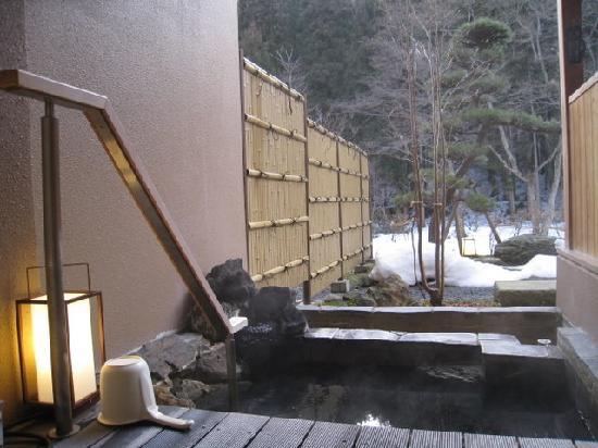 Yusen Shidate: Private Hotspring