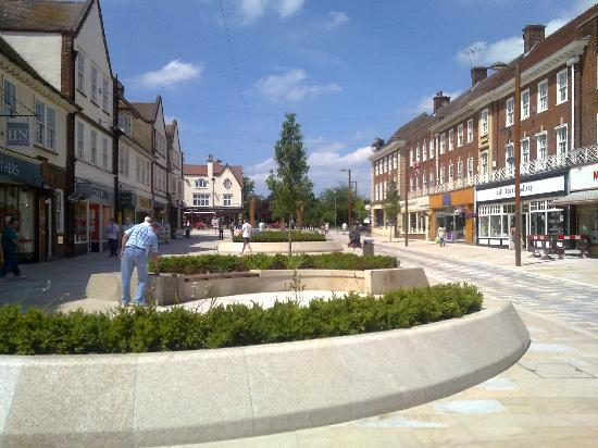 Letchworth Garden City - June 2010