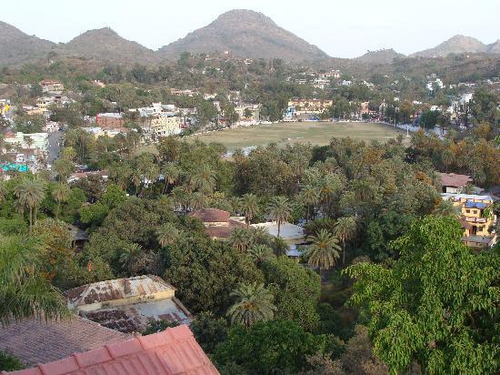 The Jaipur House: Adjoining Polo Ground