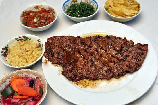 El Patio: Our favorite plate Conquistador