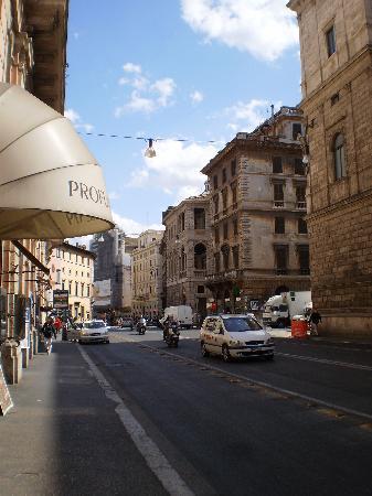 Palazzo Olivia: Corso Vittorio Emanuele