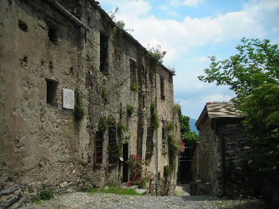 Triora, Italien: san dalmazio