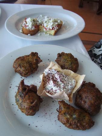 Εστιατόριο Αγνάντι: Agnanti - starters