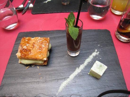 Monjul : Dessert