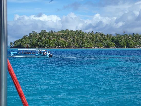InterContinental Bora Bora Resort & Thalasso Spa: Unterwegs mit Archipels