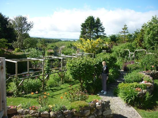 Dornoch, UK: The delightful Cottage Garden