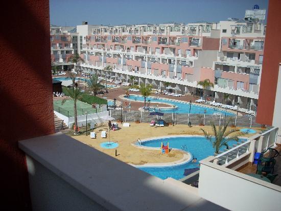 Apartahotel puerto rey espa a opiniones comparaci n de - Apartamentos marina rey vera booking ...