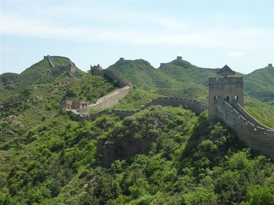Travel Great Wall: At the beginning, the road ahead