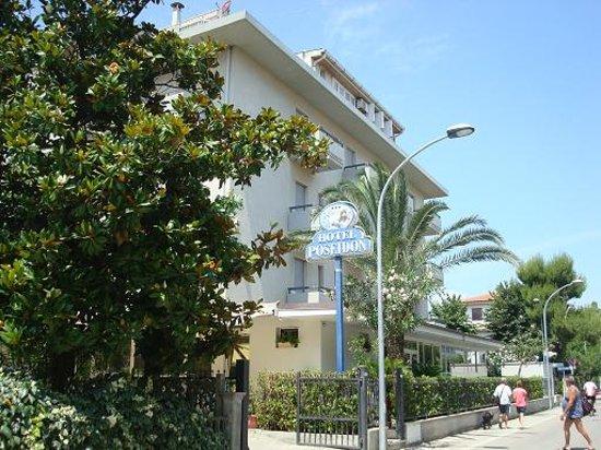 Hotel Poseidon & Nettuno: Foto dell'albergo Poseidon