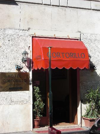 Hotel Cortorillo: Reception