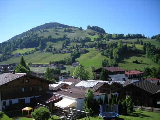 Hotel Schneeberger: Another view from balcony