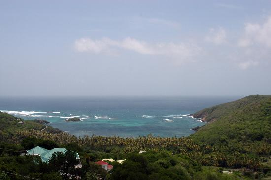 Port Elizabeth, Bequia: View