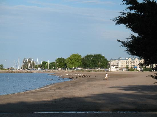 Breakers on the Lake: The Breakers beach