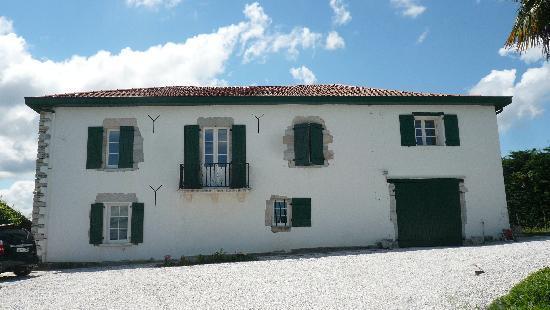maison Latchueta - façade