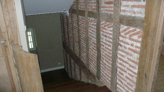 maison Latchueta - escalier intérieur