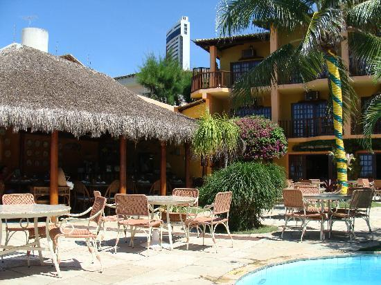 Manary Praia Hotel: restaurante do hotel