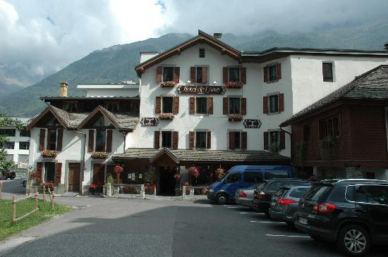 Hotel de l'Arve: Hôtel de l'Arve - Chamonix