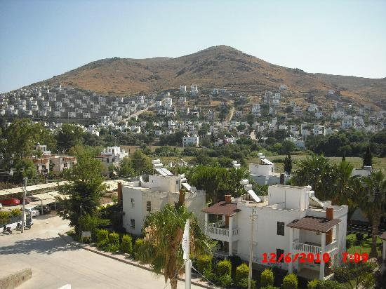 Grand Park Bodrum: view from room 4439
