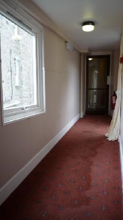 Ben Mhor Hotel: un couloir