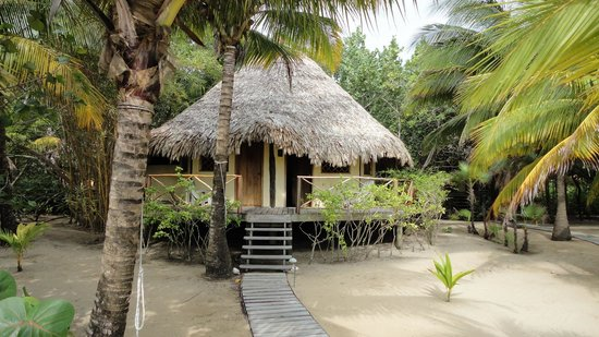 Kanantik Reef & Jungle Resort: Cabanna no. 2