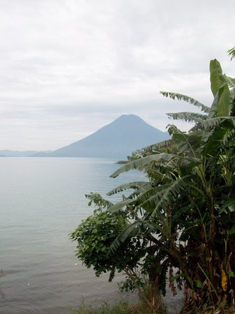 Санта-Крус-ла-Лагуна, Гватемала: Beautiful Lake Atitlan
