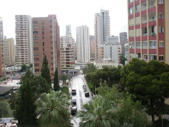 Gala Placidia Hotel : Balcony View