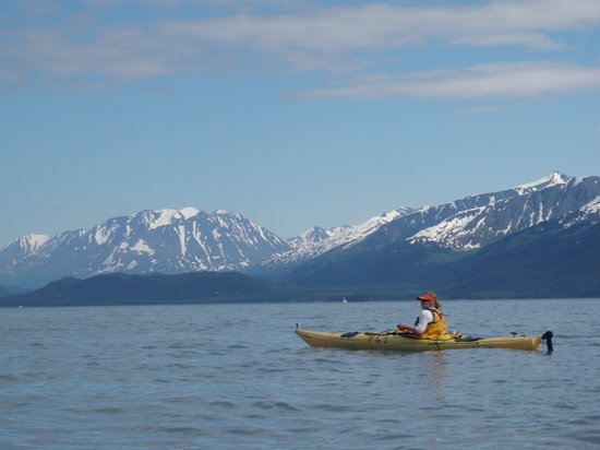 Kayak Adventures Worldwide - Day Trips: Beautiful!