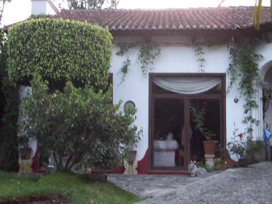 Hotel Casa Concepcion: Casa Concepcion Sala