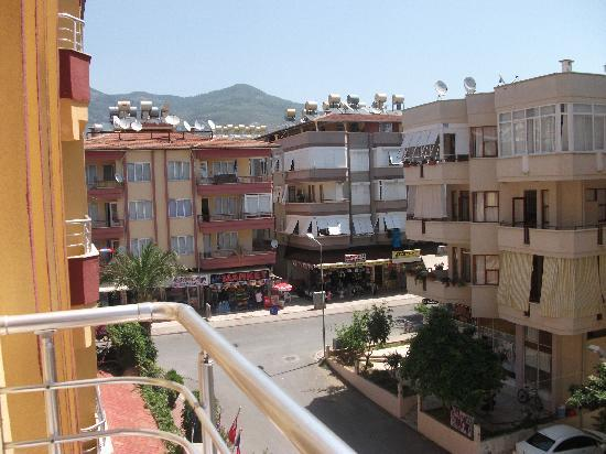 Best House  Turkish Riviera   AYT: view from balcony best house 1